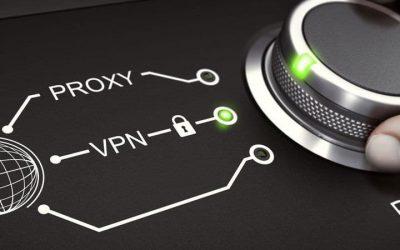 الفرق بين #Proxy و #VPN!!