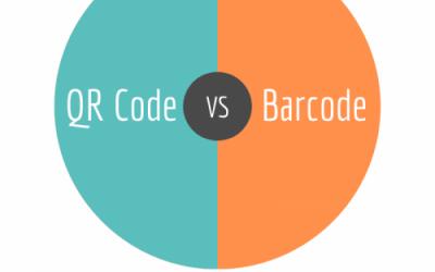 QR code VS. Baracode
